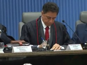 Desembargador José Edivaldo Rocha Rotondano  (Foto: Reprodução / TJ-BA)