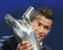 Cristiano Ronaldo é eleito melhor pela Uefa após títulos da Euro e Champions