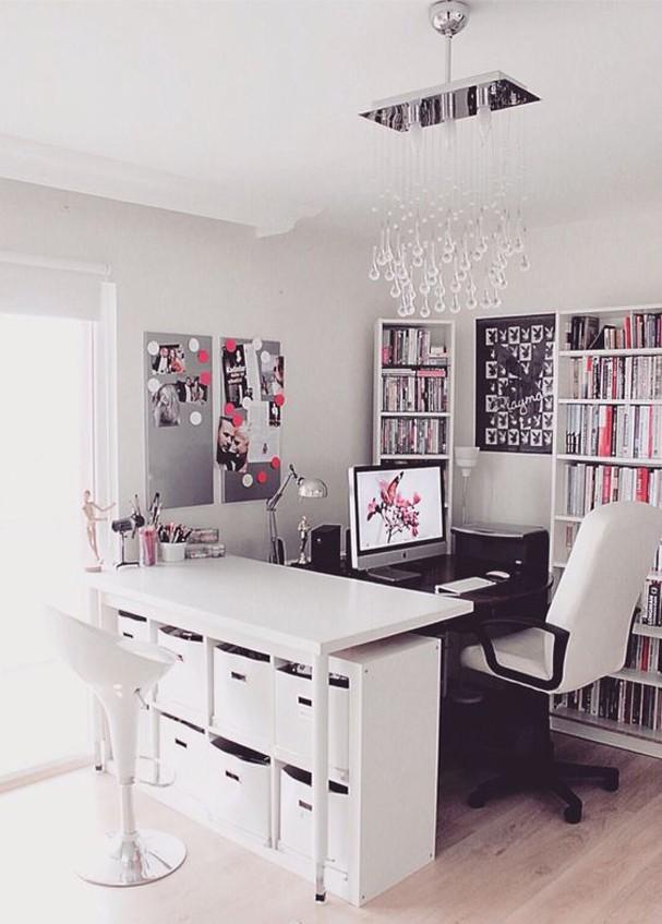 Inspirações para home office (Foto: Reprodução )