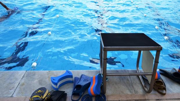 Festival de Natação 'Nadando contra o tempo' será realizado em Aracaju  (Foto: Felipe Martins/GLOBOESPORTE.COM)