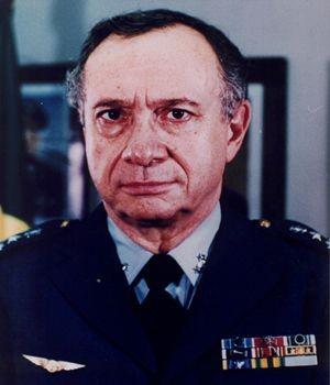 Major-Brigadeiro Tércio Pacitti, um dos maiores nomes da computação no Brasil. (Foto: Divulgação/ITA)