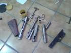 PM prende suspeito de fabricar armas caseiras na Zona Norte de Natal