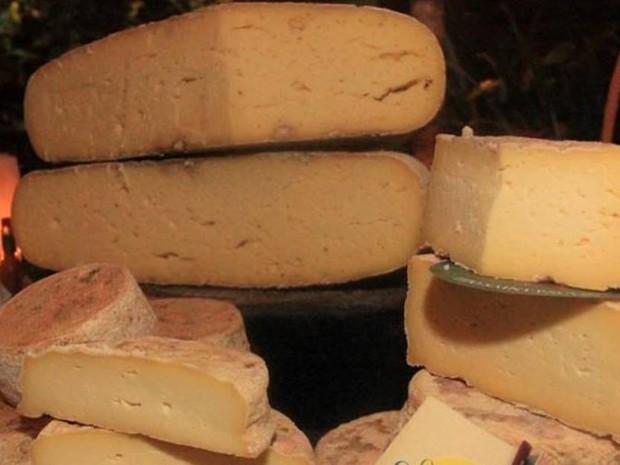 Queijo com sotaque produz mais de 20 tipos de queijo (Foto: Divulgação)