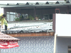 Distribuição de lonas em Foz deve ser retomada na tarde desta terça-feira