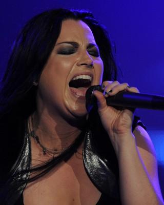 Evanescence (Foto: Flavio Moraes/G1)