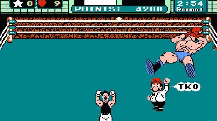 Mario é o juiz que conduz as lutas em Punch-Out!! (Foto: Reprodução / Thomas Schulze)