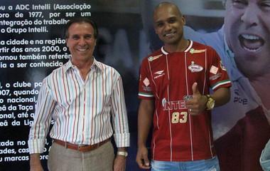 Lukaian Vincenzo Spedicato Orlândia Futsal (Foto: Luan Amaral / ADC Intelli)