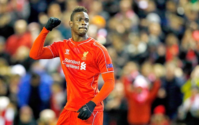 Balotelli Liverpool (Foto: Getty Images)