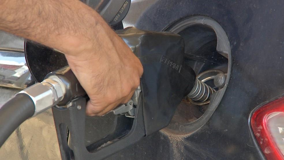 Gasolina  (Foto: Reprodução/TV Morena)