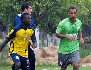 Portuguesa venceu o Barueri em jogo-treino (Foto: Divulgação/Portuguesa)