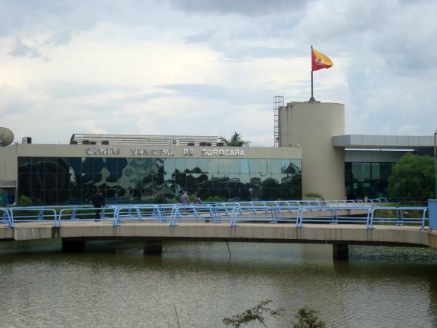 Câmara Municipal de Sorocaba - Câmara dos vereadores (Foto: Eduardo Ribeiro Jr./G1 Sorocaba)