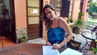 Ana Paula Renault (Foto: Mari Gibara/EGO)