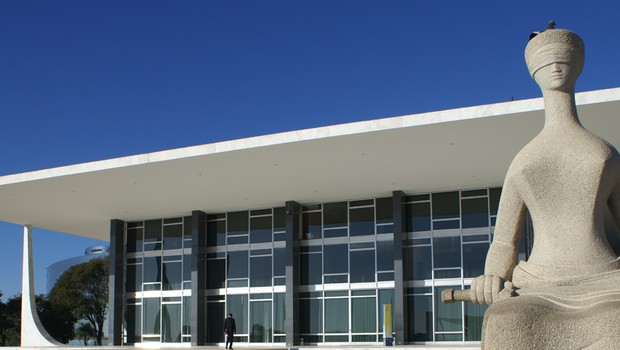 Sede do Supremo Tribunal Federal (STF), em Brasília (Foto: Wikimedia Commons/Wikipedia)