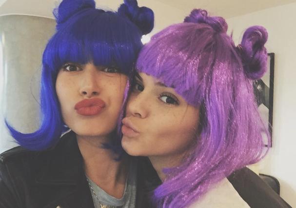 Hailey e Kendall (Foto: Reprodução Instagram)