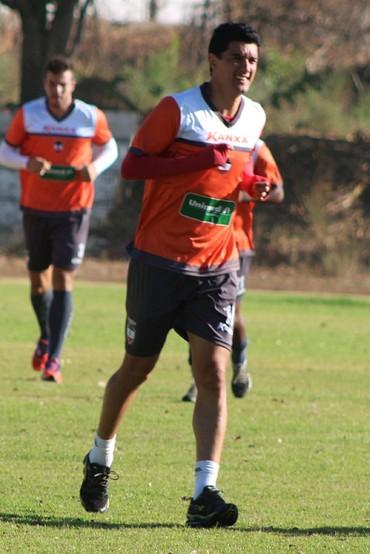 Luciano Sorriso, River-PI  (Foto: Joana D'arc Cardoso/GloboEsporte.com )