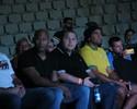 Nada pessoal! Jacaré aposta em vitória de Bisping sobre Hendo no UFC 204