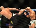 Vitor Miranda aplica nocaute em Marcelo Guimarães no UFC 196