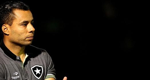 convidado alvinegro (Vítor Silva/SSPress/Botafogo)