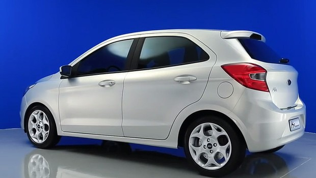 Ford Ka Concept (Foto: Ford)