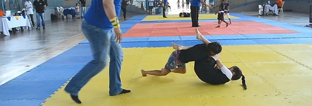 Campeonato de Jiu-Jítsu No Gi reúne quase 300 atletas em Porto Velho