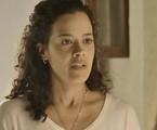 Maeve Jinkings, a Domingas de 'A regra do jogo' | TV Globo