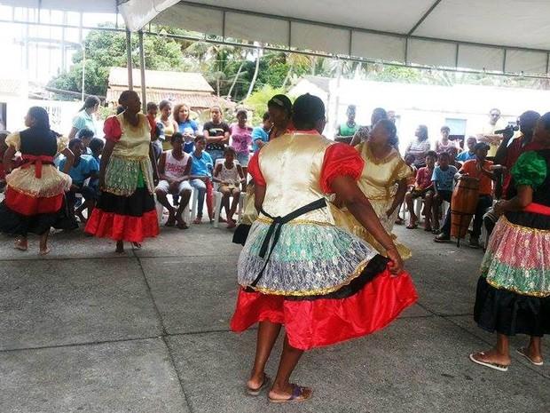 Encontro Cultural destaca Dia da Consciência Negra em Quilombo (Foto: Maíra Ribeiro / ascom)