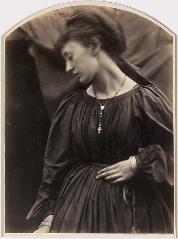 Julia Margaret Cameron, Untitled, 1870 (Foto: Divulgação)