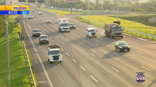 PRF registra mais de 3,6 mil infrações no fim do ano em rodovias do RS