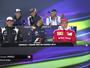 """Pérez relembra batida no Canadá com Massa, que zomba: """"Eu não fui punido"""""""