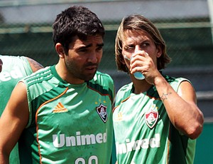 deco diguinho treino fluminense (Foto: Ralff Santos/FluminenseF.C.)