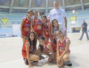 basquete estundantil (Foto: Carol Fontes/Globoesporte.com)