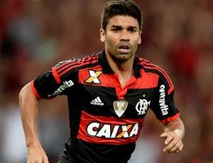 Eduardo da Silva Flamengo e Atlético-MG Brasileirão (Foto: Agência Getty Images)