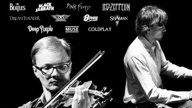 O repertório vai de Led Zeppelin a Coldplay (Foto: Divulgação/ RPC)