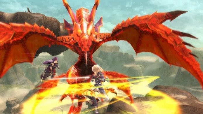 Missões repetitivas são uma das falhas de SAO Lost Song (Foto: Divulgação / Bandai Namco)