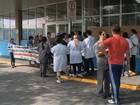 Paralisação restringe atendimento na Santa Casa de Rio Grande, no RS