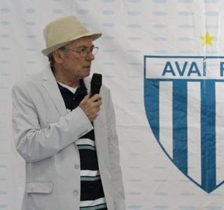 João Nilson Zunino Avaí (Foto: Jamira Furlani/Avaí FC)