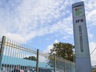 IFS abre concurso para área de informática  (Marina Fontenele/G1 SE)