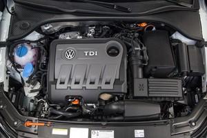 Motor TDI diesel da Volkswagen (Foto: Divulgação)