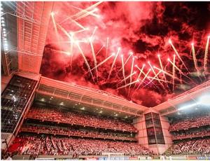 Independência, Atlético-MG, torcida (Foto: Bruno Cantini  / Site Oficial do Atlético-MG)