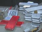 Polícia encontra fábrica clandestina de placas de carros em Campinas, SP