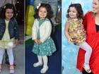 Semana em São Paulo teve maratona de festas infantis. Veja os modelitos dos filhos dos famosos