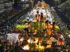 Sambódromo do Rio tem segundo dia de desfiles da Série A