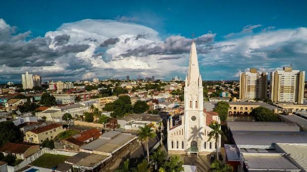 Cuiabá completa 297 anos (Foto: Reprodução/TVCA)