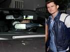 Thaila Ayala é flagrada com Orlando Bloom após festa nos Estados Unidos
