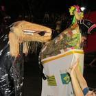 Samba? Bloco anima foliões com o baião (Ellyo Teixeira/G1)