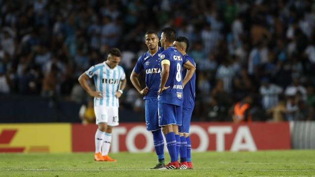 a17a9df09a Racing x Cruzeiro - Taça Libertadores 2018 - globoesporte.com
