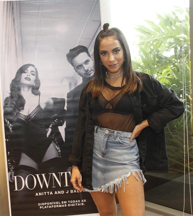 Anitta (Foto: Marcos Ferreira/ BrazilNews)