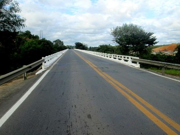 Obras em ponte sobre o Rio São Mateus começam nesta terça (26) (Foto: Divulgação/ Eco101)