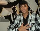 Neymar não consegue se  ver como mito (Wagner Bordin/SporTV.com)