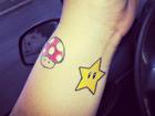 Fãs de games em Manaus eternizam paixão por personagens em tattoos